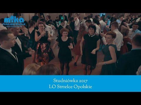 Skrót  Ze Studniówki - Studniówka 2017 Zajazd U Dziadka - LO  W Strzelcach Op.