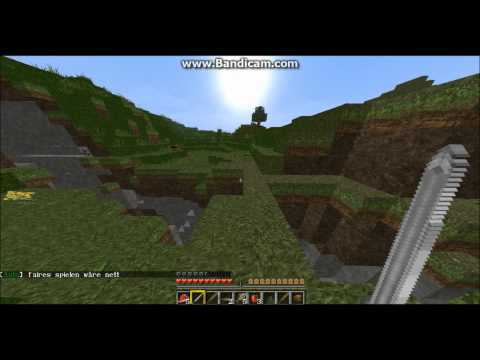 Minecraft Server Review: Hunger Games Server Cracked 1.4.6 {WhiteCraft}