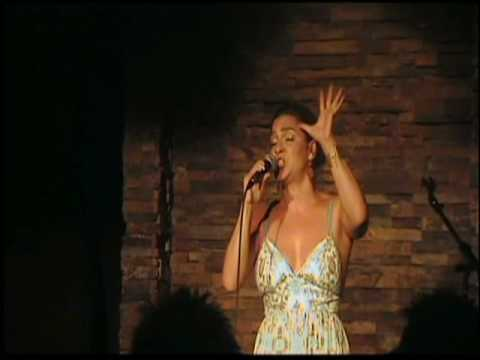 Shoshana Bean @ Ryan Blacks 88s Cabaret - Fly Fly Away