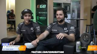 FalleN and TACO casting cs_summit - Best of funny moments!