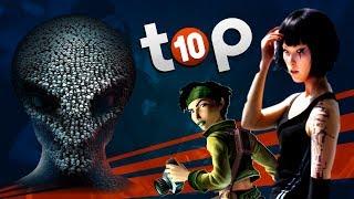 Les grands MOMENTS DE RÉSISTANCE du jeu vidéo ! | TOP 10  from JeuxVideo.com