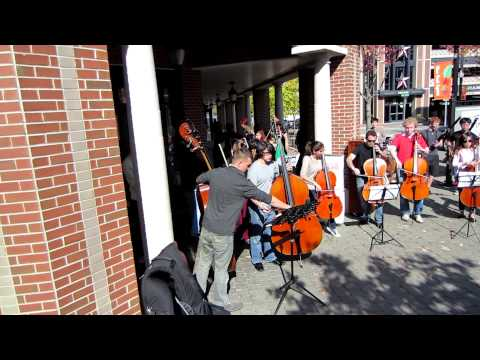 Beethoven Ode to Joy Flashmob
