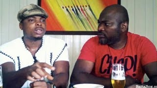 "Two Angry Men - ""Is Rape a problem in Nigeria?"""