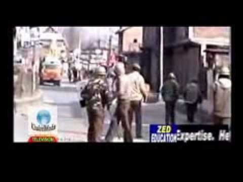 3 FEB 2010 : Protests Rocks Kashmir Over Killing of 14 year old KId By Occupational Forces.