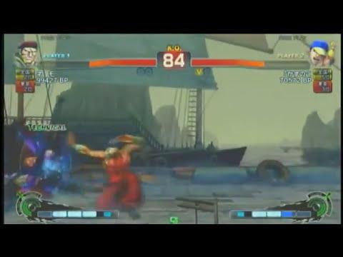 B-est Japan Cup - Nemo (Rolento) vs. Kazunoko (Yun) - USFIV Semi 2