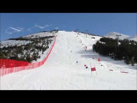 Erzurum Palandöken Kayak Merkezi.wmv