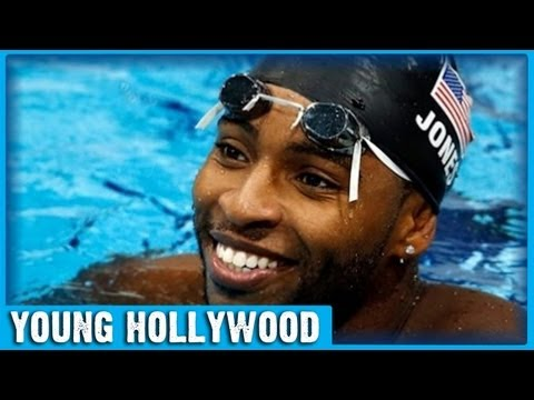 EXCLUSIVE GIVEAWAY: Cullen Jones Olympics Swim Cap!