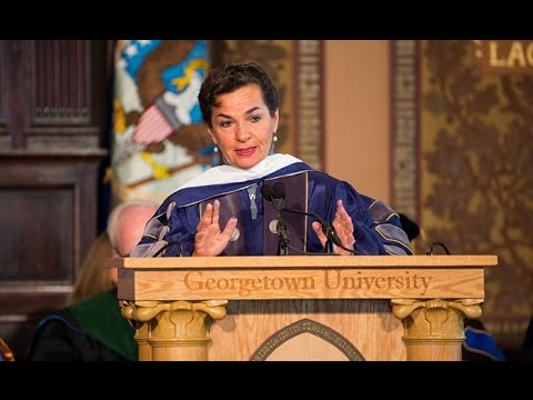 Honorary Degree Christiana Figueres