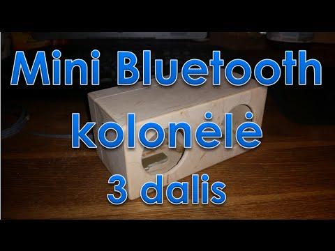 Mini Bluetooth Kolonėlė (kaip pasidaryti) 3/4