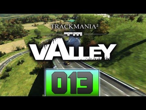Let's Play TrackMania 2 Valley #013 - Schwarz? Nope! [deutsch | HD]