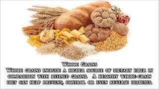 Top 10 Foods to Prevent Diabetes