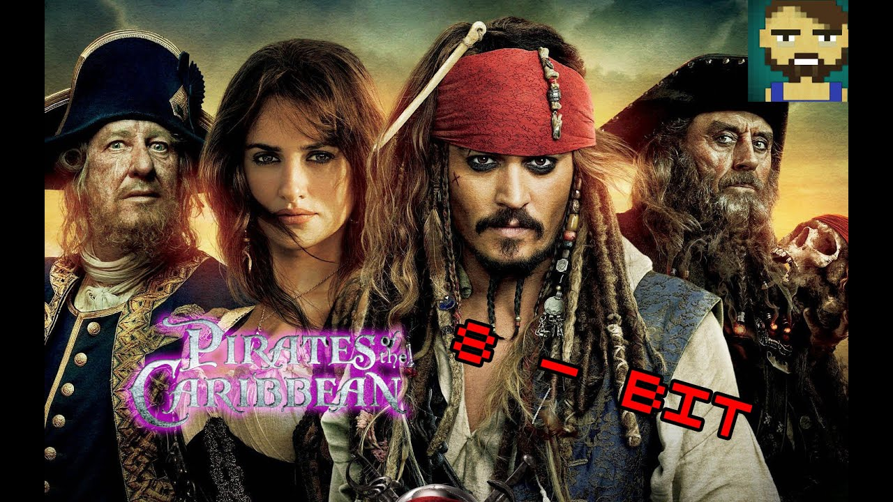 Pirates of the Caribbean  Movies In Order