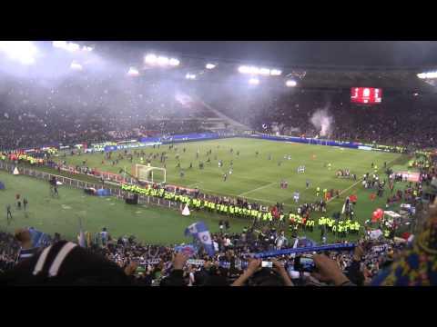 Finale Coppa Italia Fiorentina-Napoli 1-3 03-05-14 Fischio Finale Live in HD