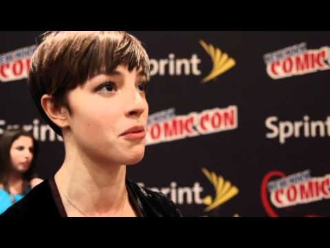 Good Vibes - Olivia Thirlby Interview NYCC 2011