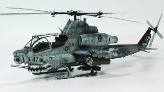 1/35 USMC AH-1Z Viper Full Build.