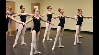Maine State Ballet: Kendra says give Summer Intensive a try