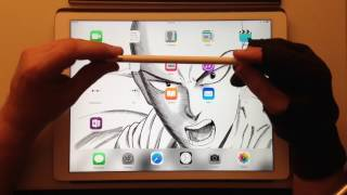How I Use My IPad Pro for Drawing Manga and Graphic Novels