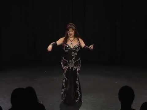 talisman-classical Arabian Belly Dance (raqs Sharqi) By Chryssanthi Sahar (germany greece) video