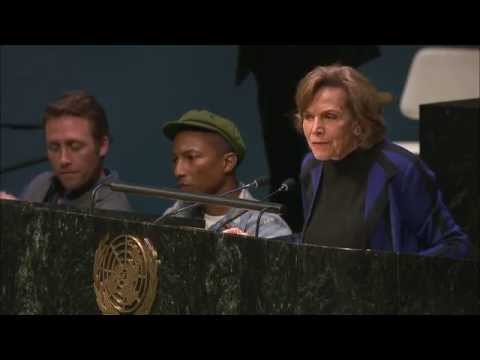 Sylvia Earle: International Day of Happiness
