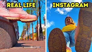 INSTAGRAM HACKS TO TAKE GOOD PHOTOS