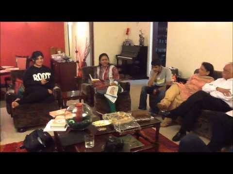 Shailaja Subramanian Yehi Woh Jagah Hai 09Nov2012