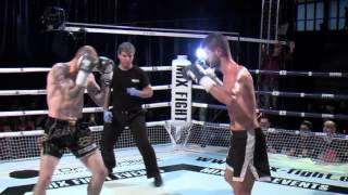 "MIX FIGHT EVENTS - VICTOR GARULO vs JOSE DEGRACIA ""PUMUKY"""