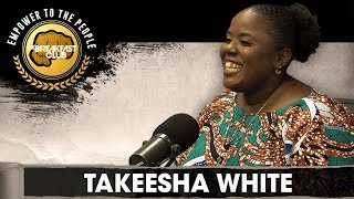 Takeesha White Talks Mental Hygiene, Racism And Mental Health Issues + More