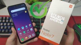 10 MOTIVOS para COMPRAR o Xiaomi Redmi Note 7