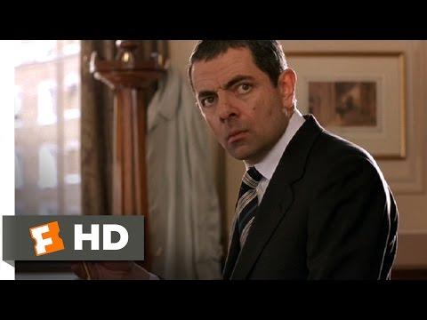 Johnny English (1/10) Movie CLIP - Have You Seen My Secretary? (2003) HD