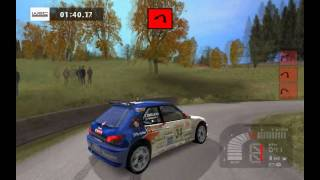 RBR - Peugeot 306 Maxi Kit Car - France Joux Verte 2
