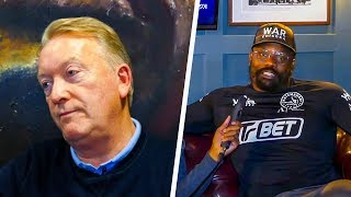 DERECK CHISORA to Frank Warren GIVE ME $5,000,000 I'll fight JOYCE or DUBOIS!