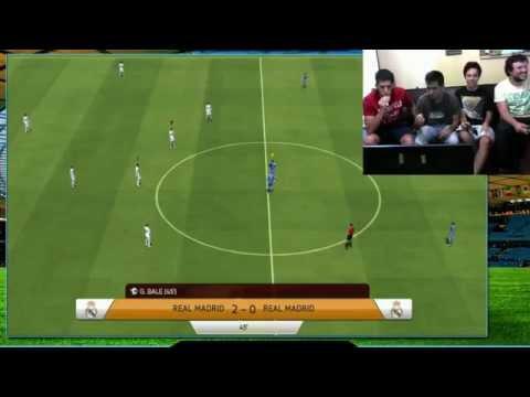 FIFA 14 Challenge #1 - Chupa Lim�es / Lemon Challenge!