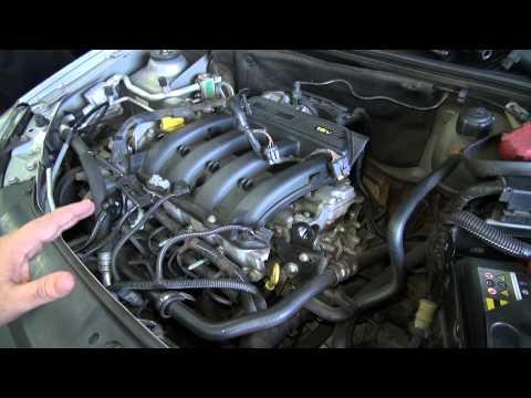 Troca da correia dentada dos motores K4M Renault.