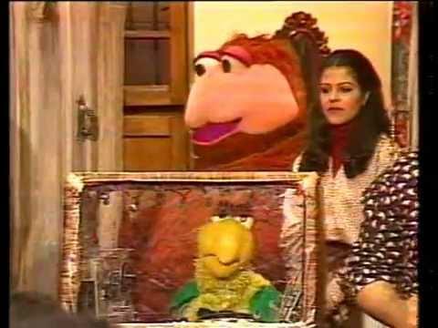 مسلسل تلفزيوني تعليمي للأطفال افتح