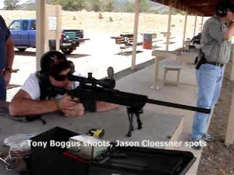 Gunblast.com - Savage BAS-K Precision .308 Bolt Action Sniper Rifle