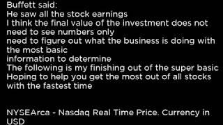 JPP SPDR Russell Nomura PRIME Japan ETF  JPP  buy or sell Buffett read basic