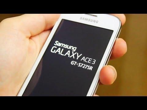 Samsung Galaxy Ace 3 - recenzja. Mobzilla odc. 139