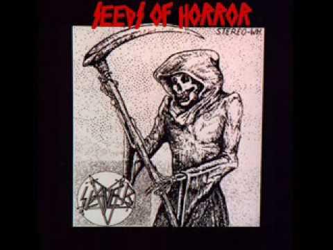 Slayer - Seeds Of Horror (Jeff Hanneman is on vocals)