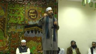 Milad sharif in Bilal Mosque stockton.A heart touching speach in urdu