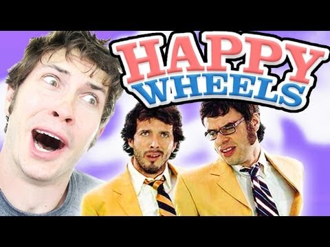 Happy Wheels - FLIGHT OF THE CONCHORDS