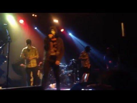 Hollywood Undead - Undead (Tallinn, Estonia) 12.03.16