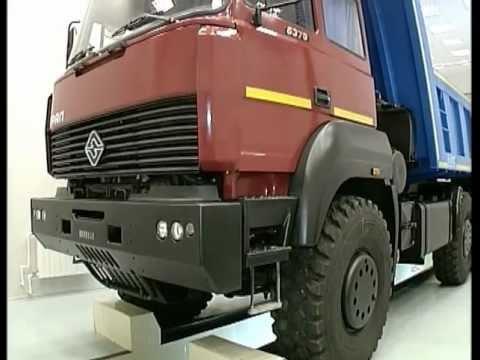 Урал-6370 с двигателем ЯМЗ-650