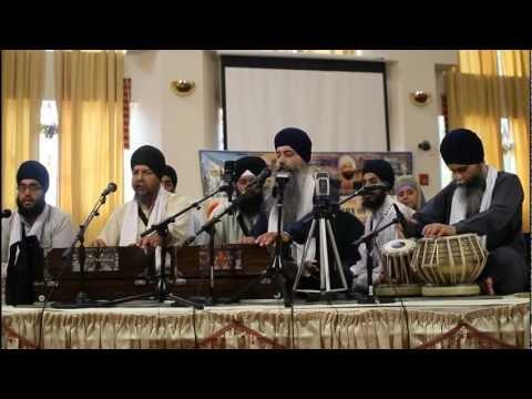 Bhai Harpreet Singh - Asa Kee Vaar (Complete) - New York 2012...