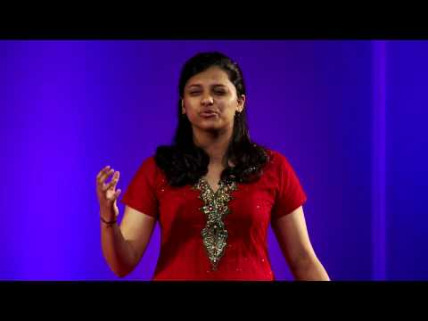 Child prodigy cancer researcher talks about Breaking The Mould : Shree Bose at TEDxGateway