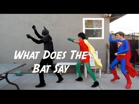 ♫what Does The Bat Say - (ylvis - What Does The Fox Say Parody) video