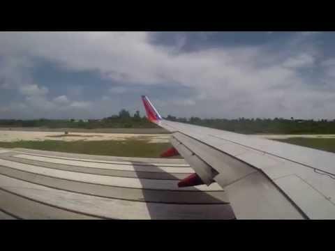 Timelapse: Southwest Airlines Boeing 737-700 Key West - Orlando - Nashville (EYW-MCO-BNA) (5/2014)