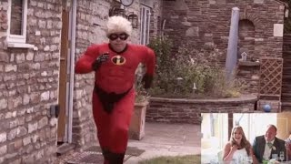 Father of the Bride speech  ***Mr Incredible***