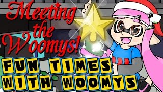 Fun Times with Woomys! Meeting the Woomys | Woomy Discussion video