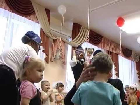 """Праздник пап в детском саду №18 """"Настенька"""" г.Астрахани"""