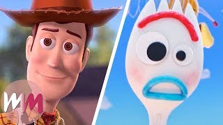 Top 10 Things We Want to See in Toy Story 4